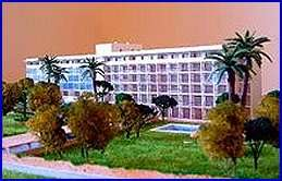 Picture of the Gran Hotel at La Cala Beach